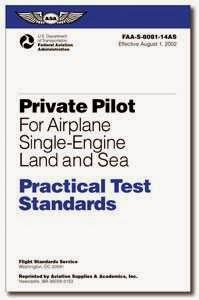 My Private Pilot (PPL) Checkride: Part 1, The Oral Exam