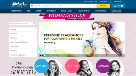 Flipkart Women's Store ~ Shopping Experience and Haul
