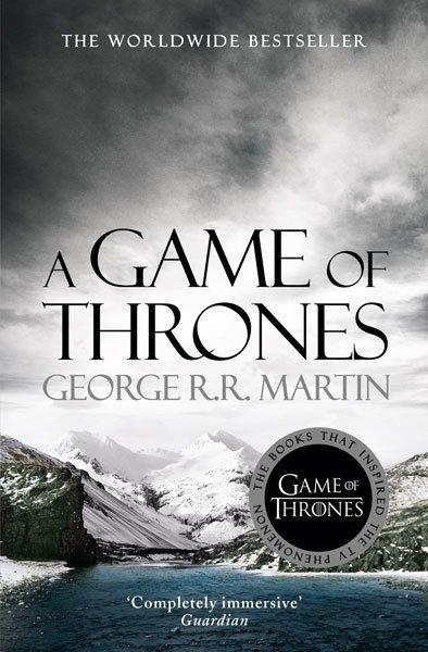 A Game of Thrones by George R.R.Martin