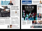 SND35 Awards Page, Portfolio Redesign Winners from American City Business Journals