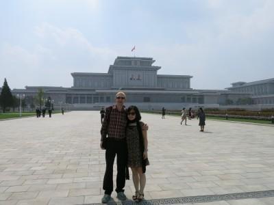 kim il sung mausoleum