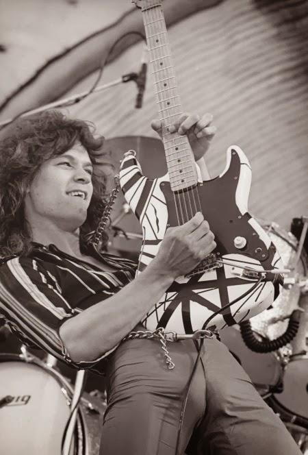 Eddie Van Halen: the 1978 Guitar Player interview