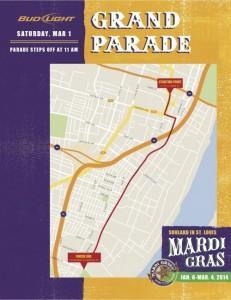 Soulard Mardi Gras Parade