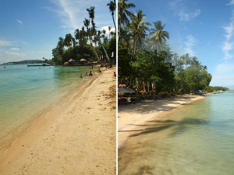 Sunset Beach Park And Monfort Bat Colony In Samal Island
