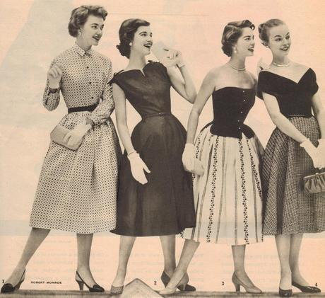 Womens clothing 20th century