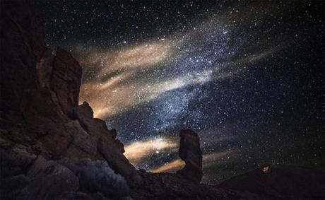 starry night sky photography paperblog. Black Bedroom Furniture Sets. Home Design Ideas