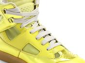 Your Dad's Metallics: Maison Martin Margiela Future Leather High-Top Sneaker