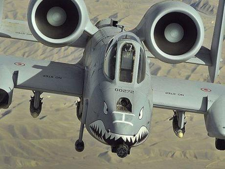 The A-10 program would be cut. This is the most effective ground support aircraft in history.