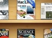 iPhone's Newsstand