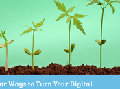 Four Ways Turn Your Digital Transformation into Manageable Projects