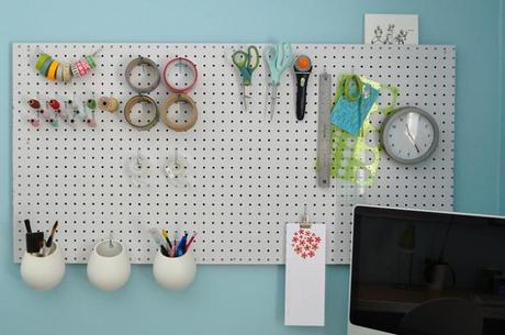 How to Organize Your Crafting Space