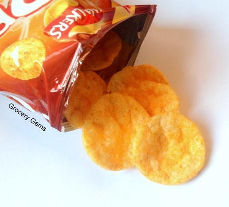 Review: Walkers Pops - Melted Cheese & Crispy Bacon