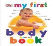 My First Body Board Book