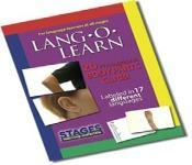 Lang o Learn 20 Body Parts Flash Cards