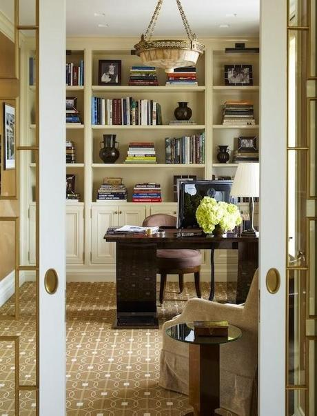 Cullman & Kravis - The Detailed Interior