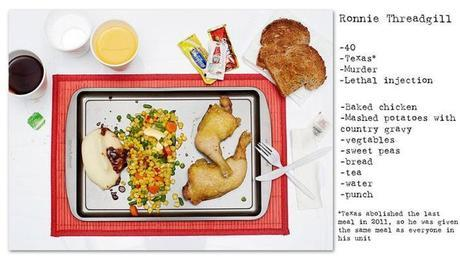 The Last Meals Requested by Death Row Inmates Before Their Executions