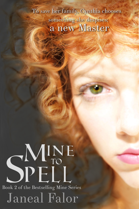 Mine to Spell by Janeal Falor: Cover Reveal