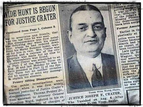 Justice Joseph Crater