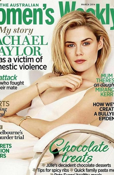 Rachael Taylor - Women's Weekly Magazine Australia March 2014