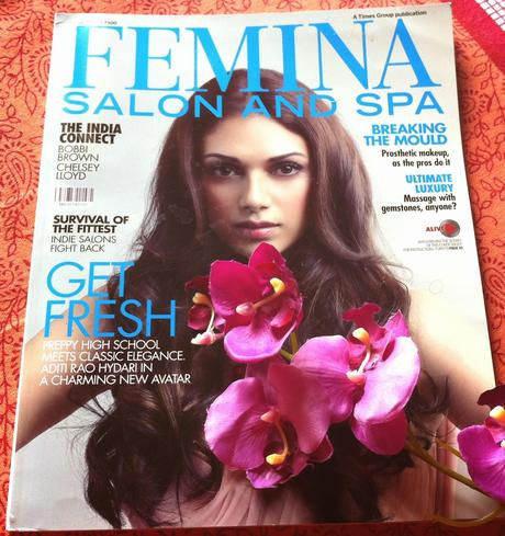 My Thoughts on the Femina Salon and Spa Magazine