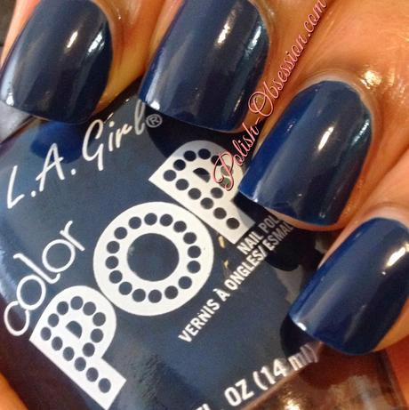 L.A. Girl - Swatches & Review