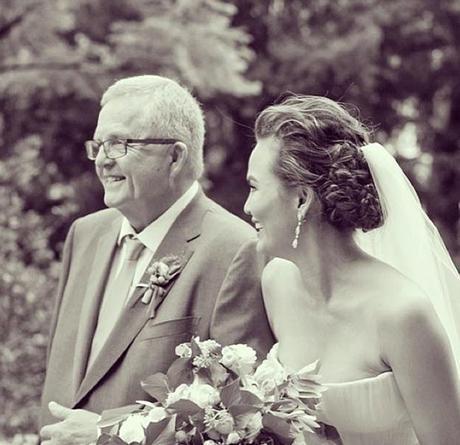 Chrissy Teigen Amp John Legend Martha Stewarts Weddings March 2014
