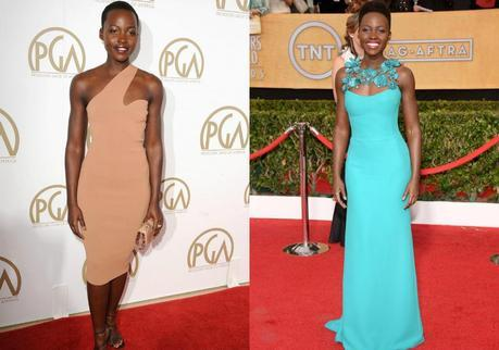 Lupita in Nude and Blue marthafied.com