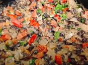 Once Month Cooking: Vegan Black Bean Burritos