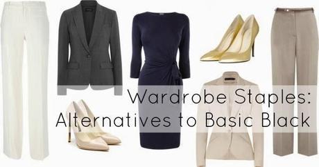 Wardrobe Staples: An Alternative to Basic Black
