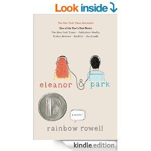 "Book Review of ""Eleanor and Park"""