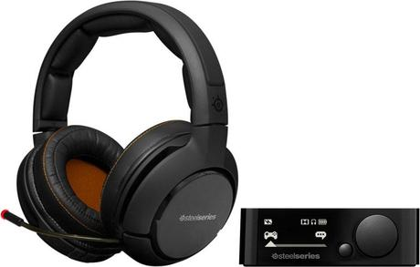 S&S Tech Review: SteelSeries H Wireless Headset