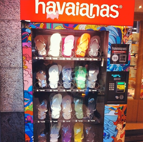 The World's Top 10 Most Unusual Vending Machines