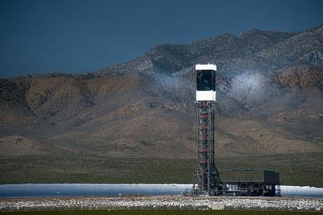 Birds migrating from the Arctic to Central America pass through the Mojave: Ivanpah could conceivably depress bird populations across half a continent.