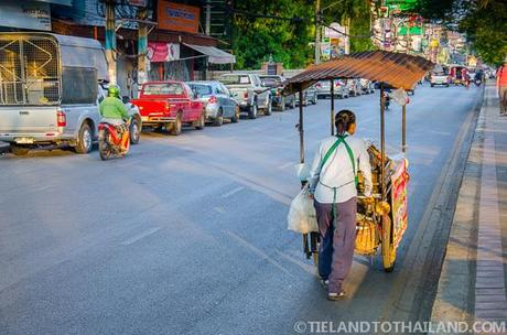 Driving Tips for Thailand