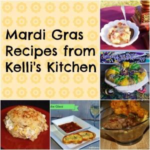 Mardi Gras Round-Up - Kellis Kitchen