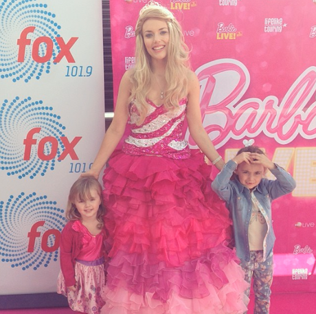 WIN | Tickets to BARBIE LIVE! Melbourne