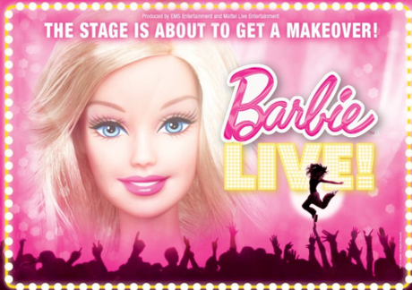 WIN   Tickets to BARBIE LIVE! Melbourne