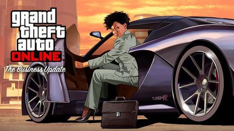 New Business Update for GTA: Online adds new sports cars, jet, and weapons