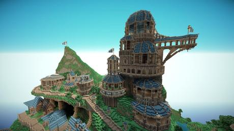 Mojang and Warner Bros are working on a Minecraft movie deal