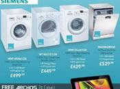 Siemens Kitchen Appliances Free Android Tablet!