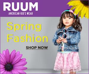 Check Out RUUM American Kid's Wear for New Spring Arrivals!