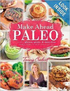 make ahead paleo book