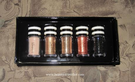 Quick Review - MAC Nocturnals Pigment Sets