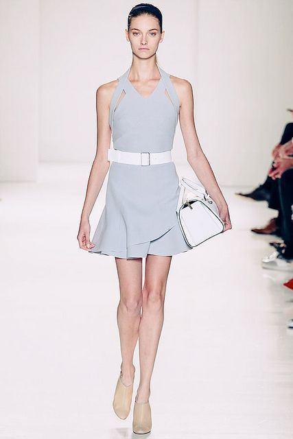 Victoria Beckham Spring 2014