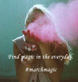 marchmagic