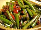 Comfort Bowl Asian Style Stir Fried Pork Green Beans