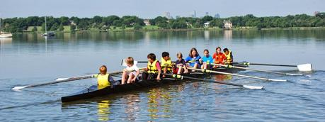 Row, Row, Row Your Boat with Dallas United Crew