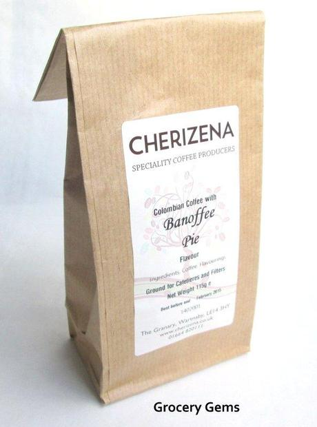Review: Cherizena Banoffee Pie Flavour Coffee