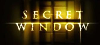 reaction paper about secret window Critical essay the secret sharer as allegory bookmark this page manage my reading list an allegory is a work of art in which characters and events take on metaphorical or symbolic meanings that are deliberately cultivated by the artist.