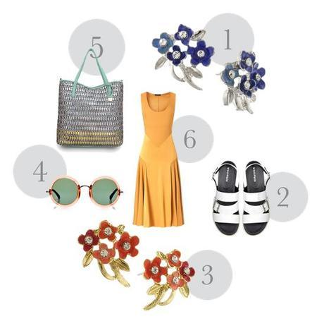 spring trend board2014 Fashion Board: Spring Style Inspiration